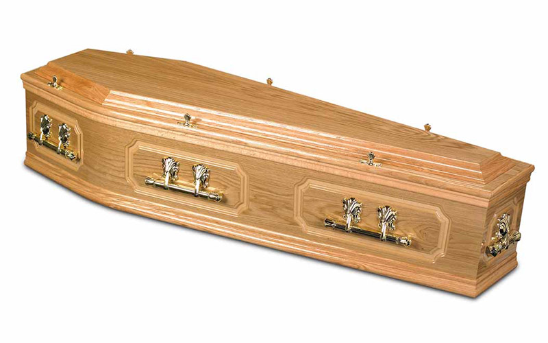 The Newent Coffin